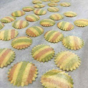 Die selbstgemachte Pasta von unseren Azubis
