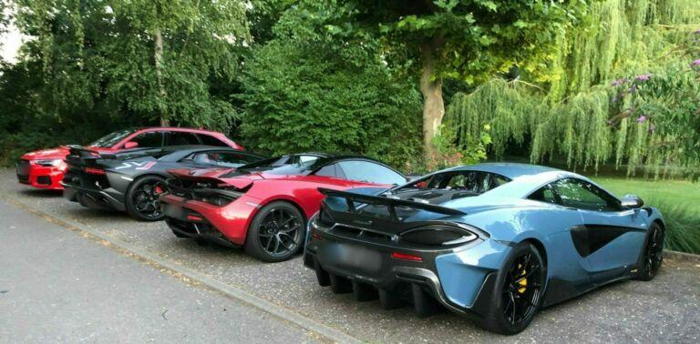 Renn-Autos